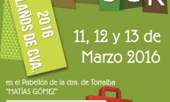 cartel III Feria del Stock